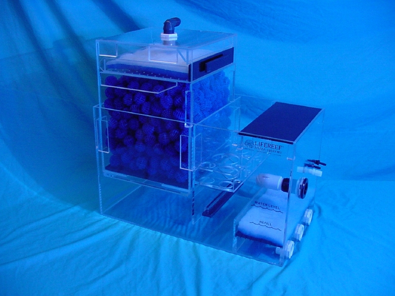 the living marine aquarium manual chapter 4 filtration equipment
