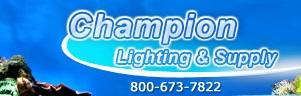 Champion Lighting and Supply